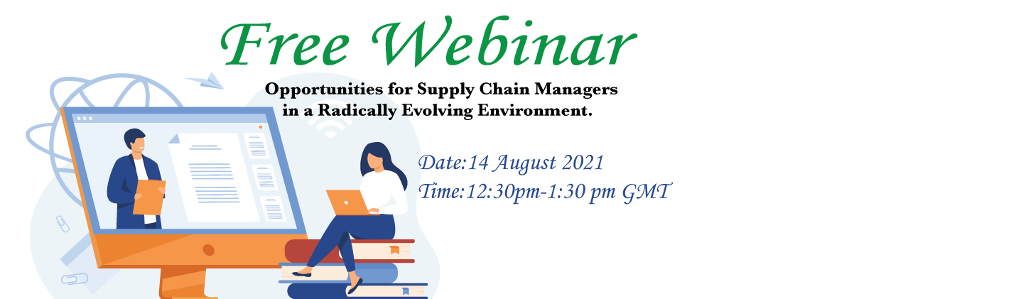 Opportunities for supply chain managers in a radically evolving environment